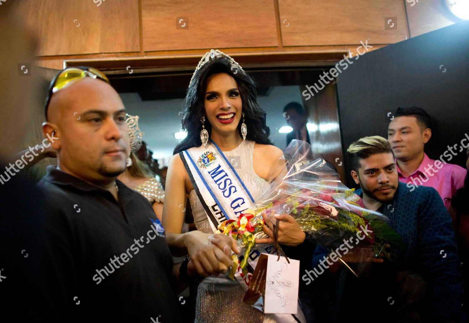 Miss Gay Photo Gallery, Caracas, Venezuela - 18 Oct 2015