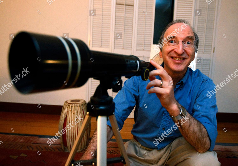 Stock photo of Nobel Physics Perlmutter, Berkeley, USA - 4 Oct 2011