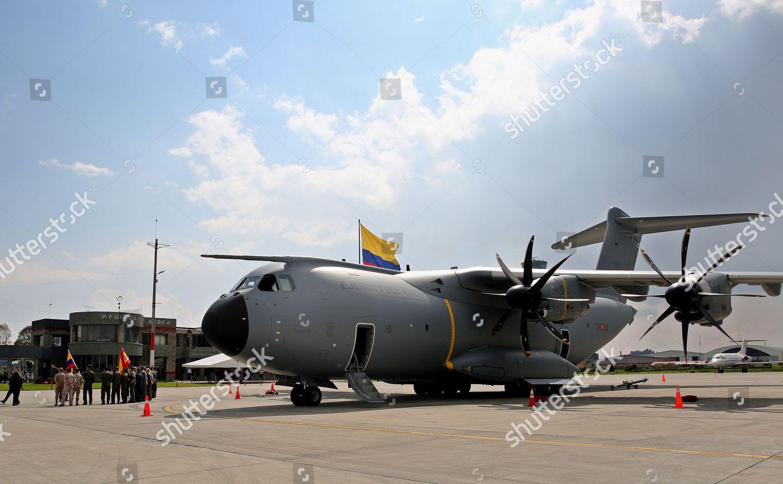 A400M Atlas military transport logistics airplane made