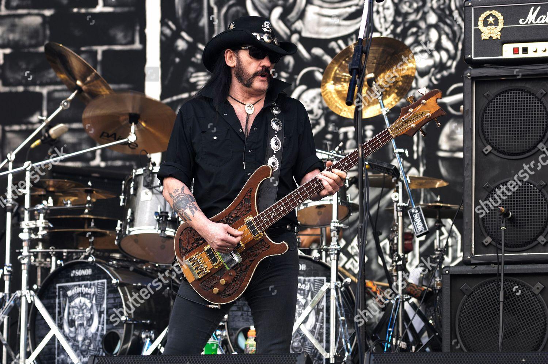 Motorhead Lemmy Editorial Stock Photo - Stock Image | Shutterstock