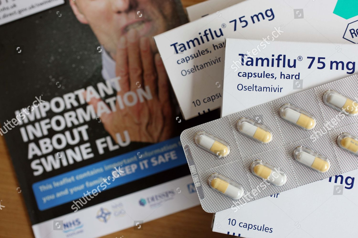 Is Tamiflu a Safe Swine Flu Medicine for Kids pics