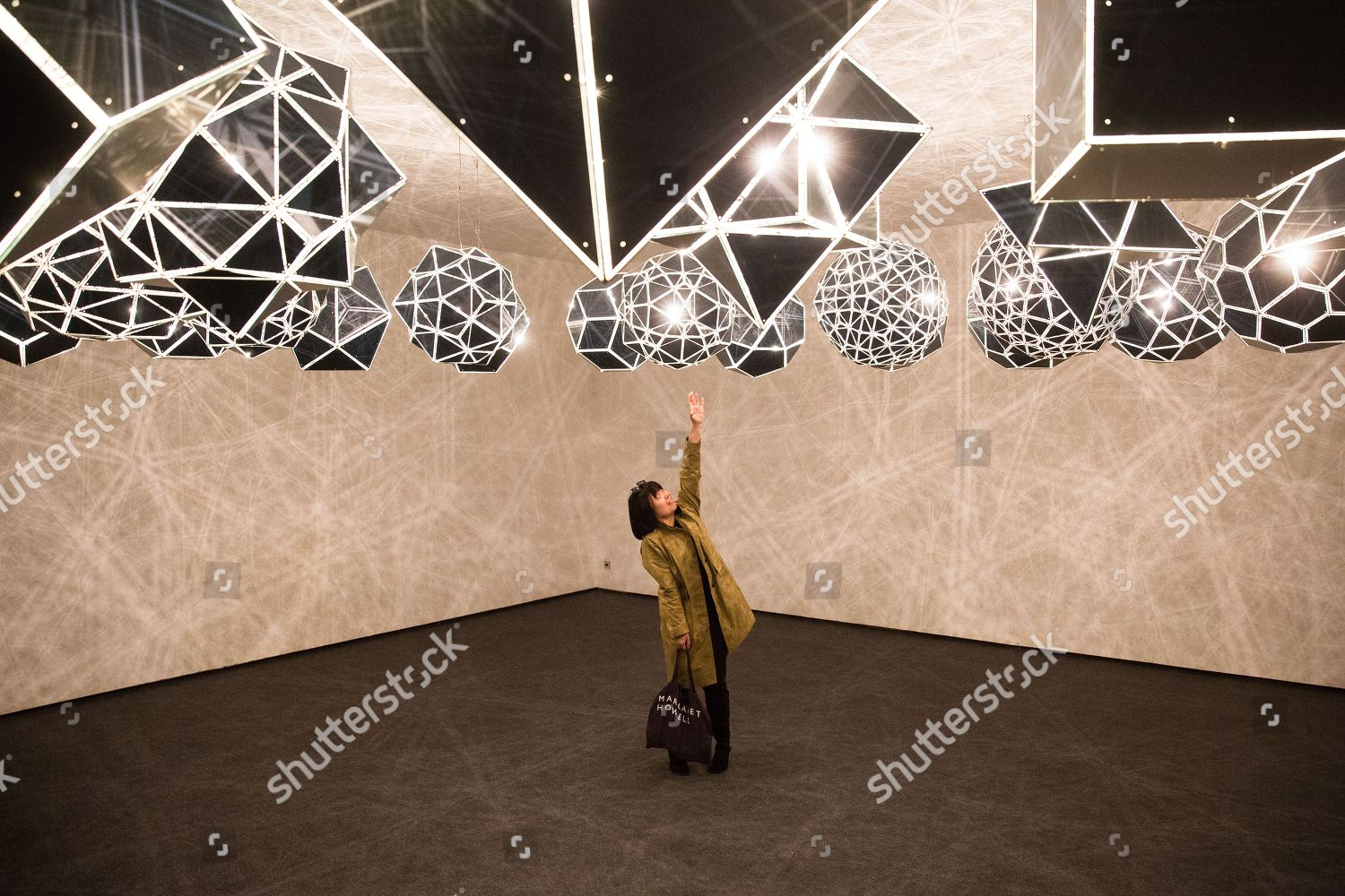Chinese woman visits Olafur Eliasson unspeakable openness Editorial
