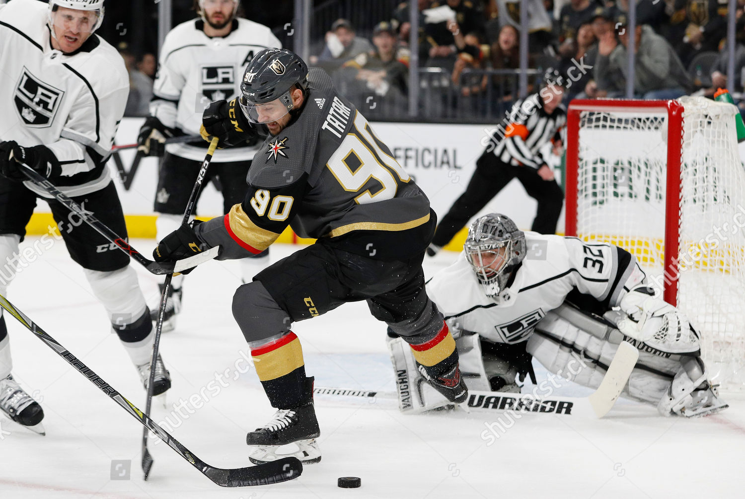 Vegas Golden Knights Left Wing Tomas Tatar Editorial Stock Photo Stock Image Shutterstock
