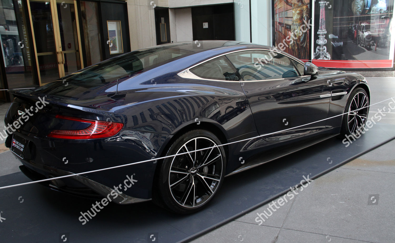 Daniel Craigs Aston Martin Vanquish Editorial Stock Photo Stock Image Shutterstock