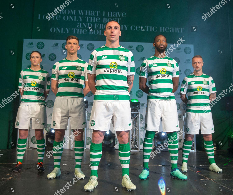 New celtic fc strip