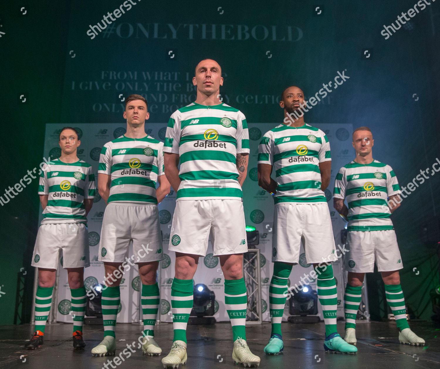 sports shoes 00742 d0f3f FC launch new home strip Kelly Clark Editorial Stock Photo ...
