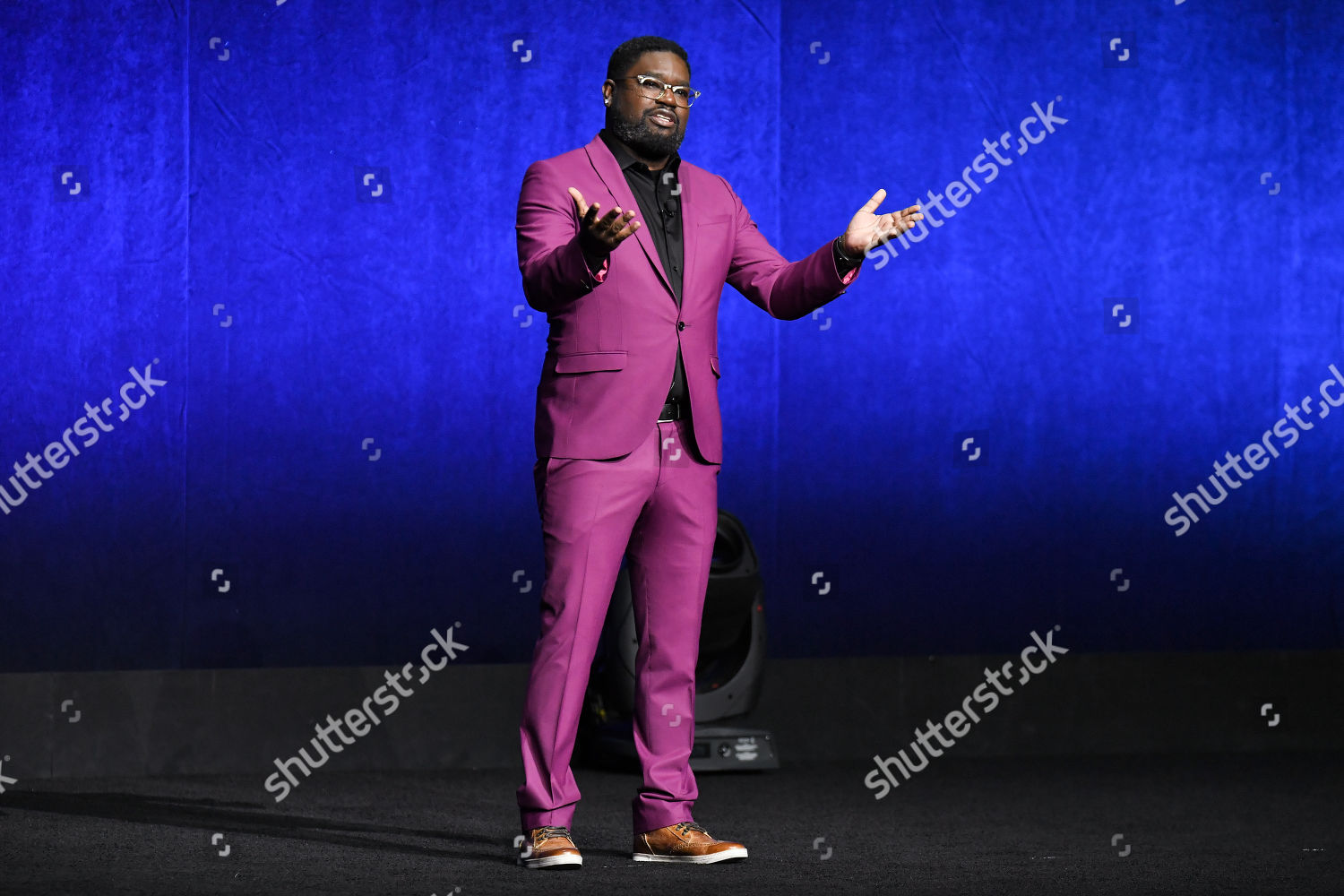 Lil Rel Howery Editorial Stock Photo - Stock Image