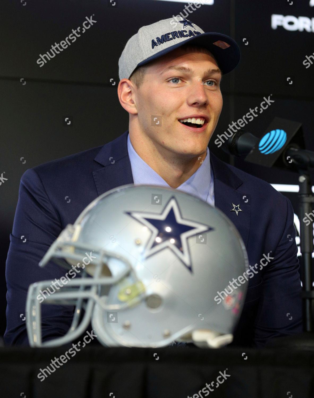 Dallas Cowboys first round draft pick Leighton Editorial Stock Photo ... a59f5299f