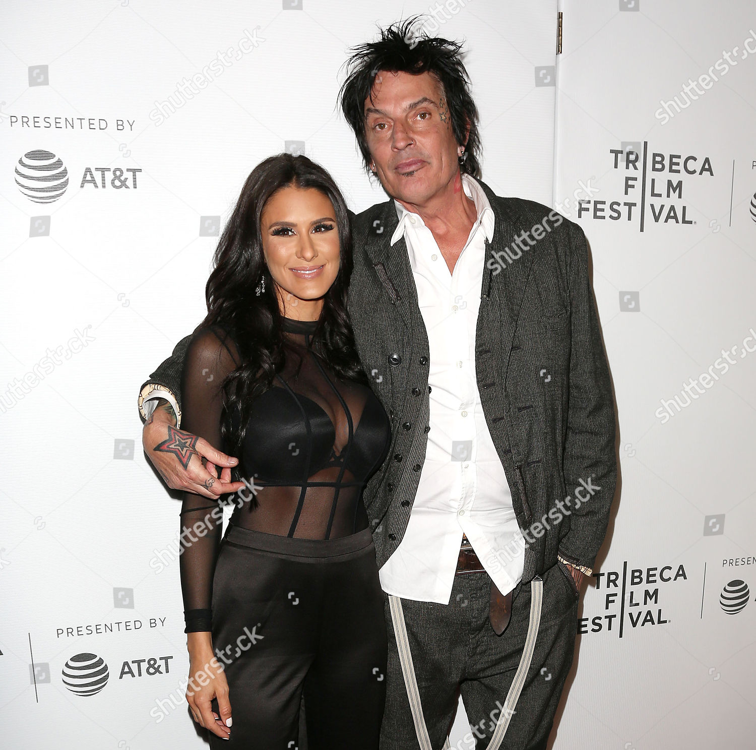 25 Best Memes About Tommy Lee: Brittany Furlan Tommy Lee Editorial Stock Photo