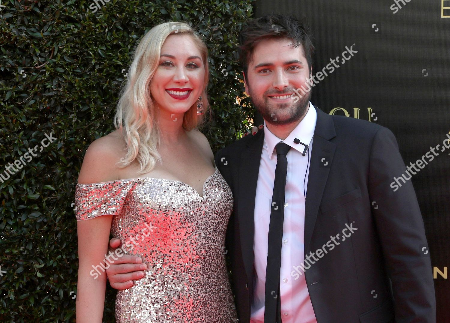 Stock photo of 45th Annual Daytime Emmy Awards - Arrivals, Pasadena, USA - 29 Apr 2018