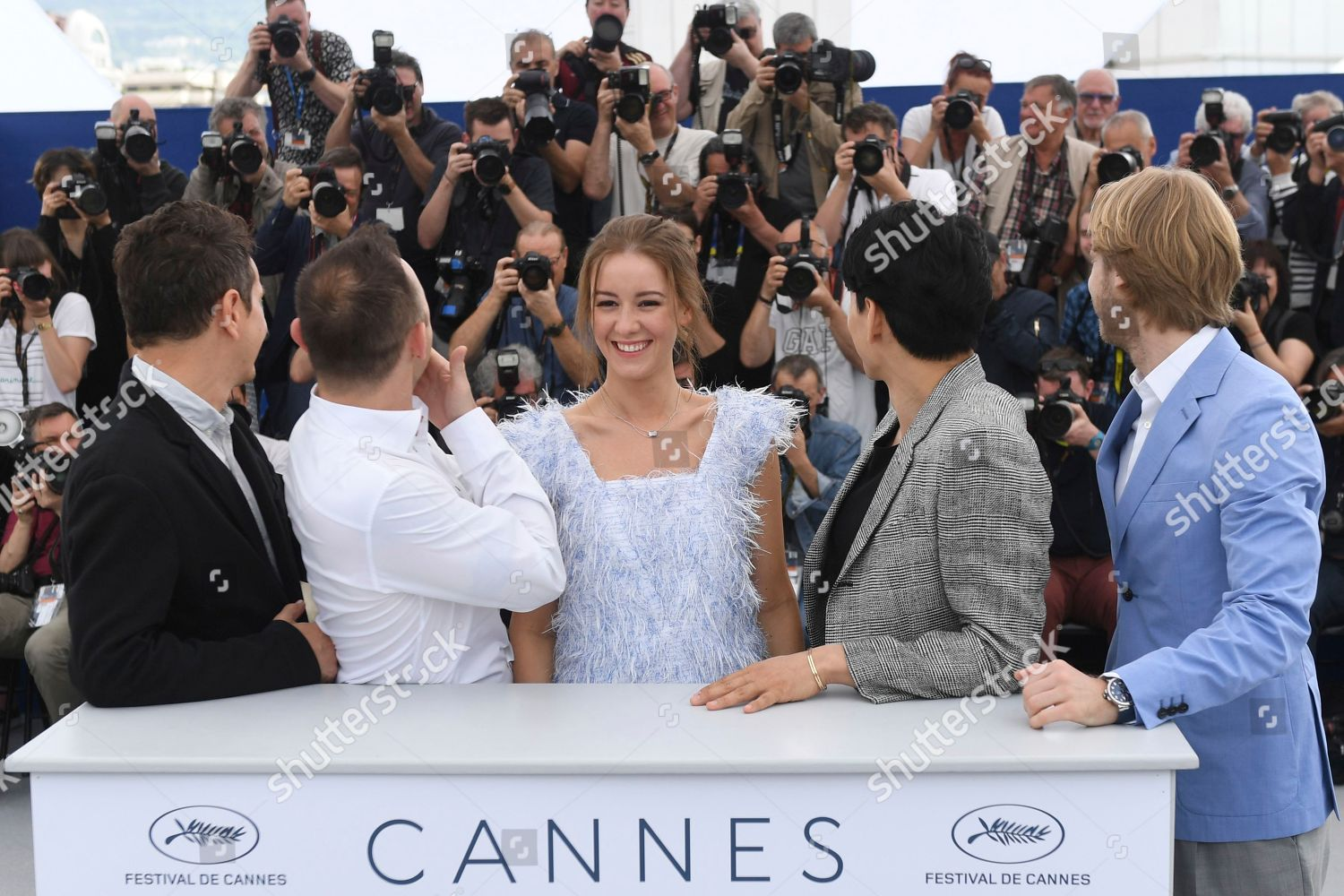 Stock photo of 2018 Leto Photo Call, Cannes, France - 10 May 2018