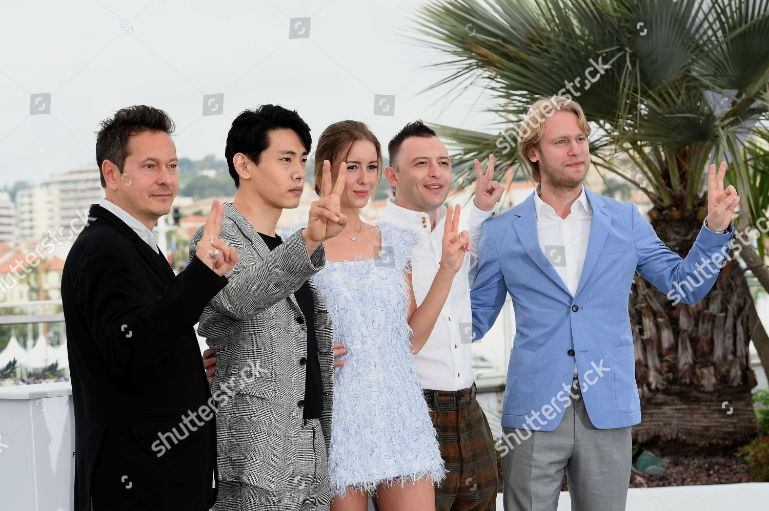 Stock photo of 'Summer' photocall, 71st Cannes Film Festival, France - 10 May 2018