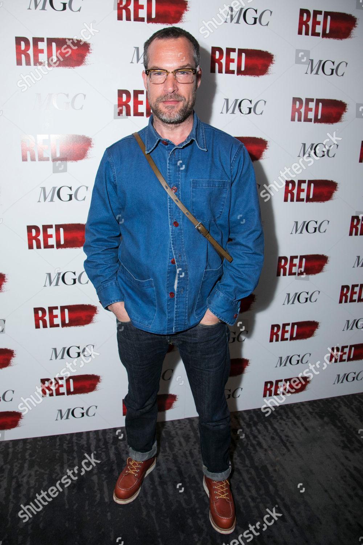 Stock photo of 'Red' play, Press Night, London, UK - 15 May 2018