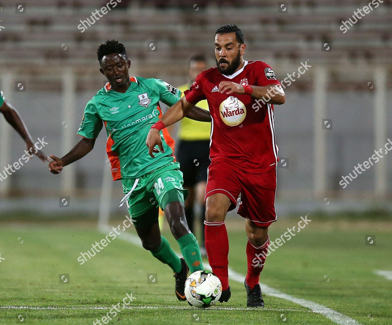Etoile Sportive Du Sahel Player Alaya Brigui Editorial Stock