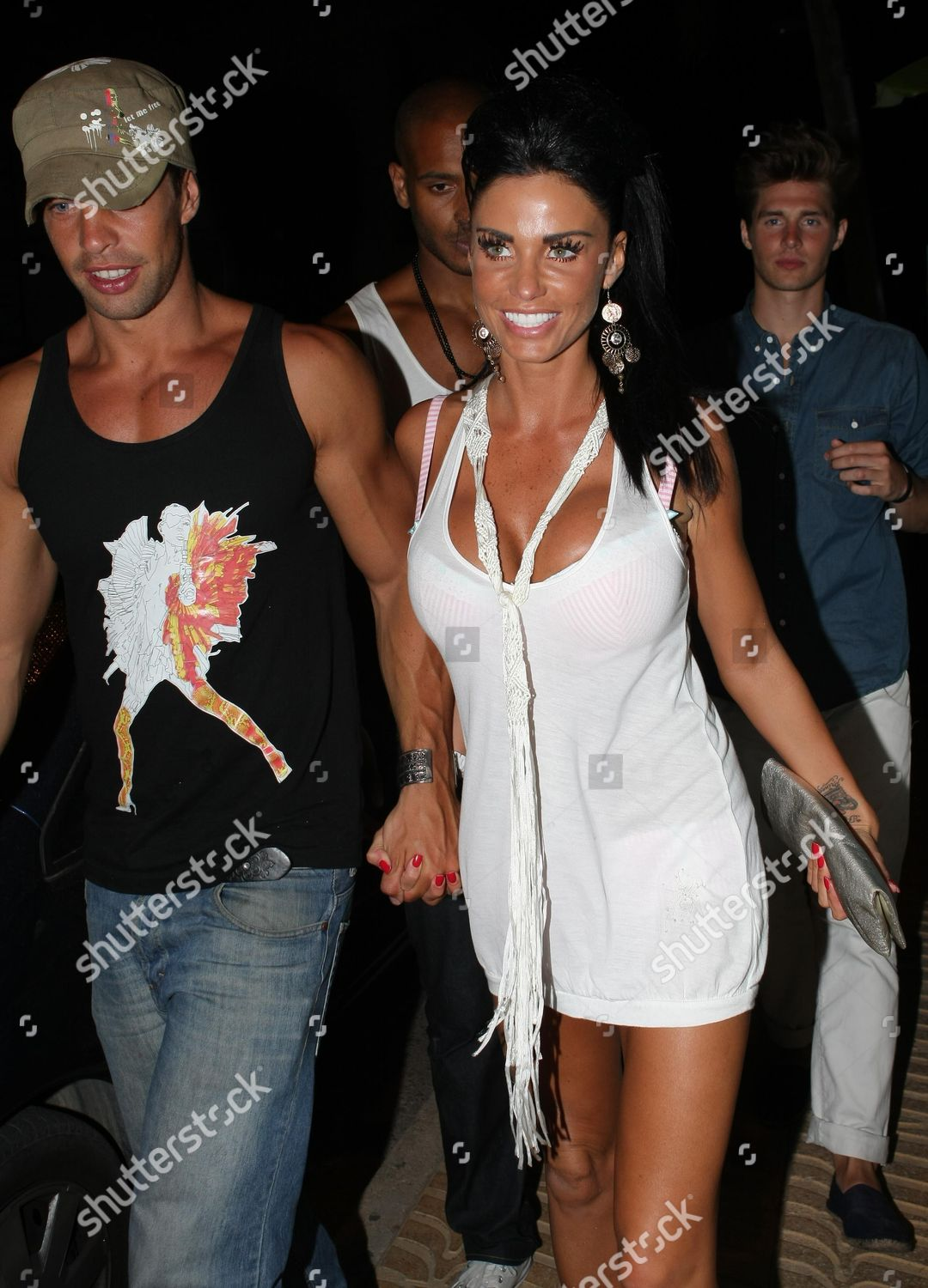 angustia fertilizante Asumir  Anthony Lowther Katie Price Editorial Stock Photo - Stock Image    Shutterstock