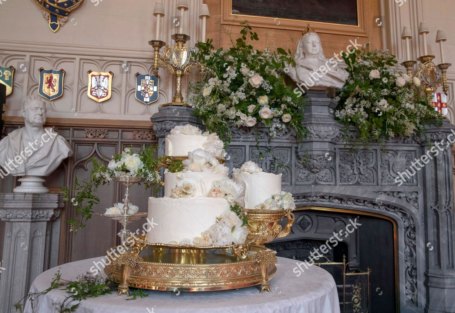 Wedding Cake By Claire Ptak Londonbased Bakery Redaktionelles
