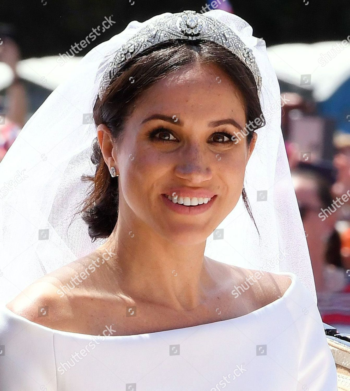 Meghan Markle Editorial Stock Photo