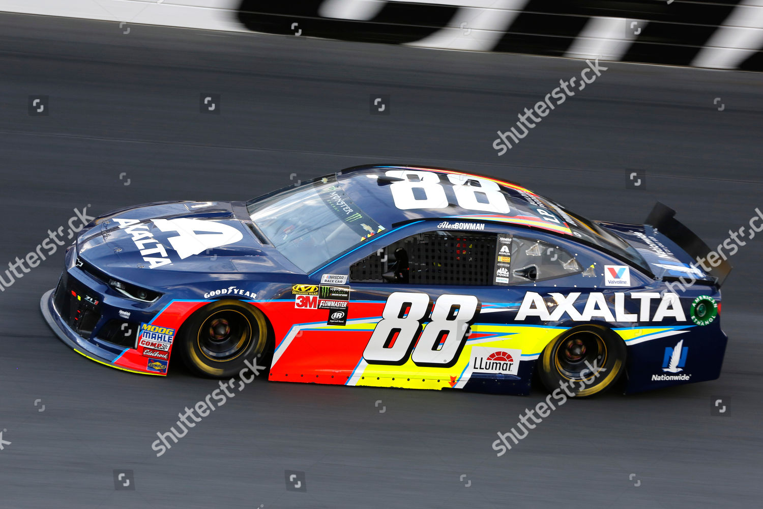 Stock Photo Of NASCAR Monster Energy Cup Series All Star Race Concord