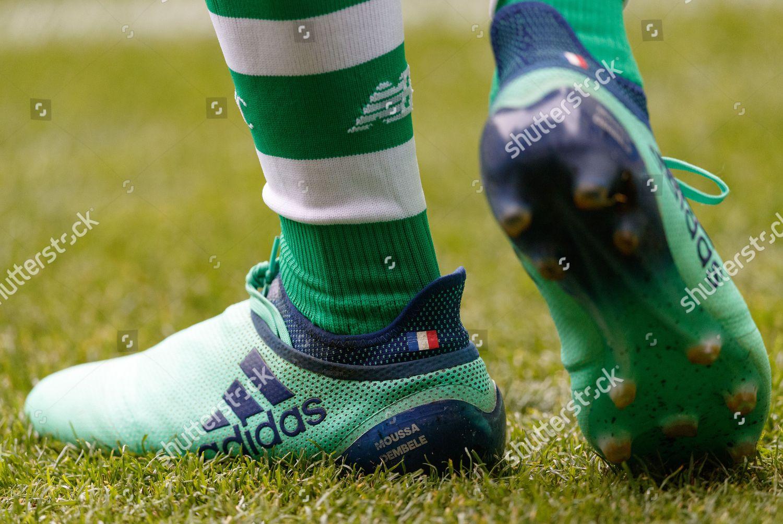 Detail Moussa Dembele Celtics Adidas