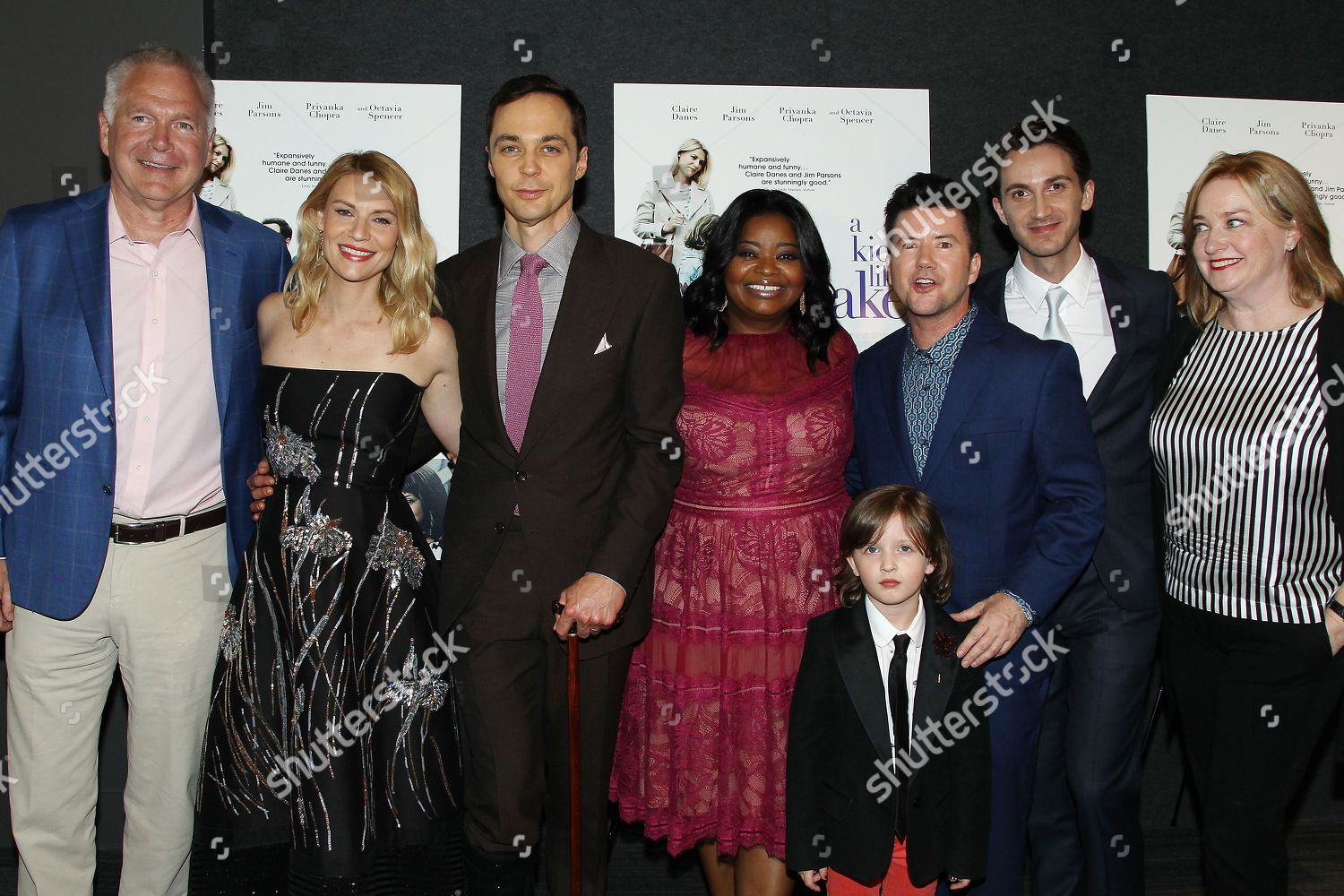 Stock photo of The New York Premiere of IFC Film's A KID LIKE JAKE, presented by Ruffino Wines, USA - 21 May 2018