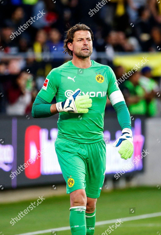 53bcb20a3 Borussia Dortmund goalkeeper Roman Weidenfeller 1 Germany Editorial ...