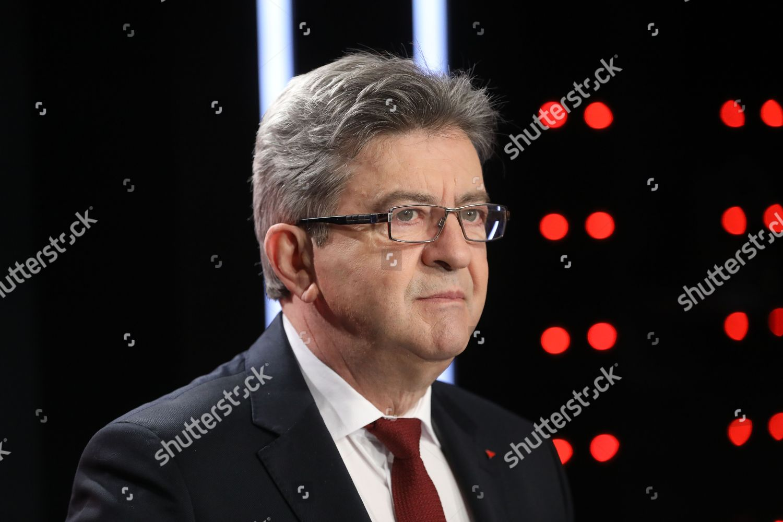 JeanLuc Melenchon Editorial Stock Photo - Stock Image
