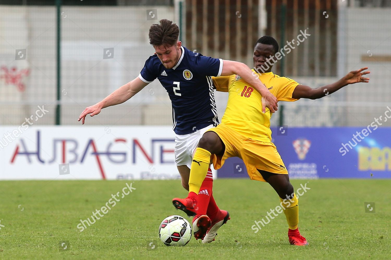 Anthony Ralston Scotland U21s Tries Shake Off Editorial Stock Photo Stock Image Shutterstock
