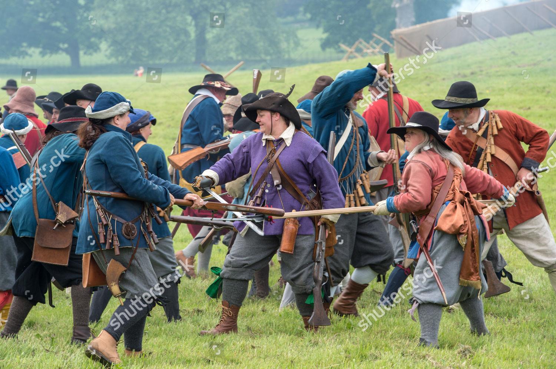 Sealed Knot English civil war reenactment society Editorial