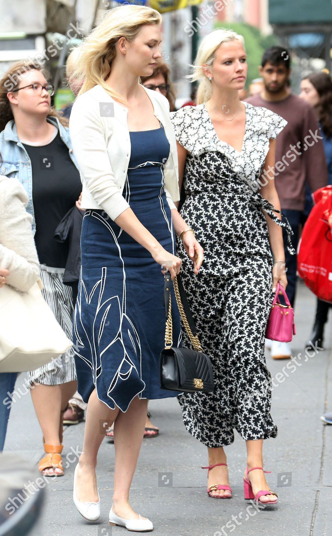 Karlie Kloss sister Kimberly Kloss ...