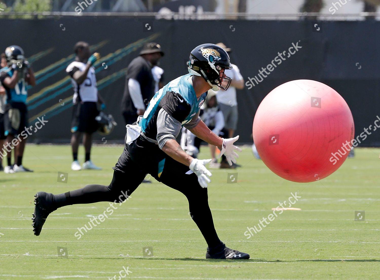 Jacksonville Jaguars Wide Receiver Allen Lazard Performs Editorial Stock Photo Stock Image Shutterstock