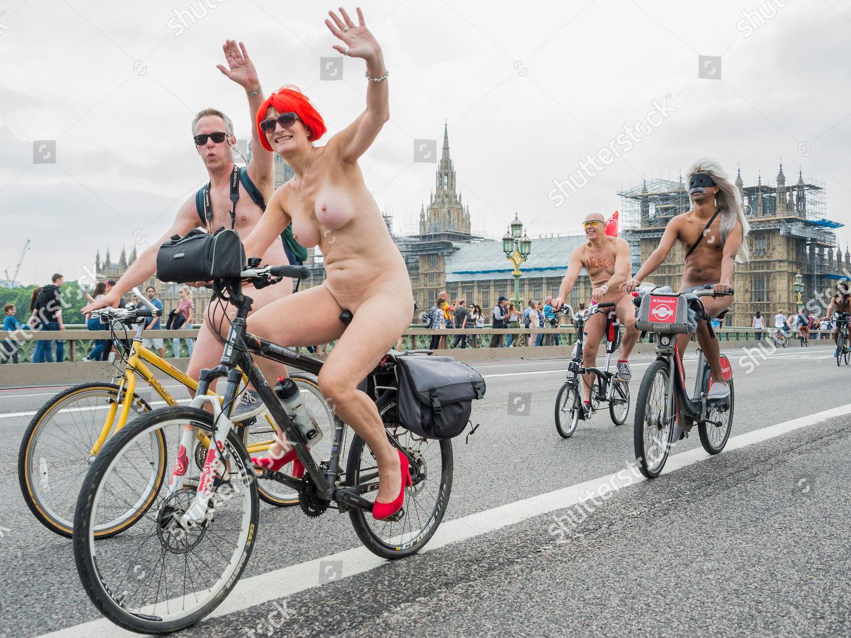 World Naked Bike Ride London-6445