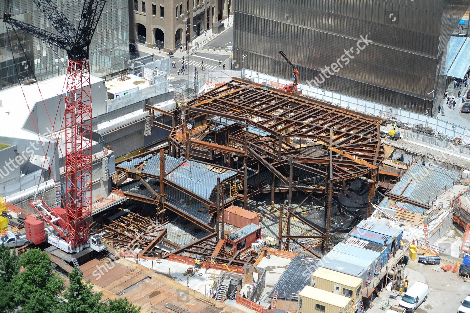 Performing Arts Center Project Perelman Center At The Wtc