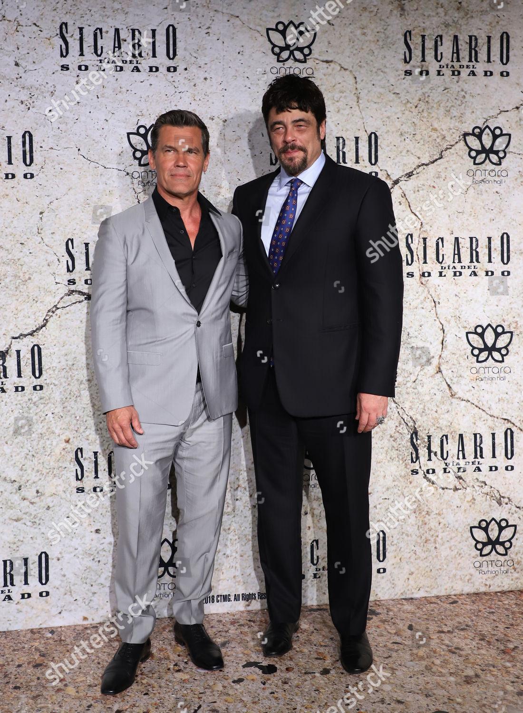 ¿Cuánto mide Josh Brolin? Sicario-day-of-the-soldado-film-premiere-mexico-city-mexico-shutterstock-editorial-9710192w