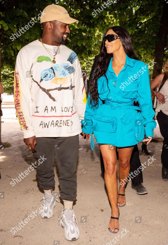708ff5e627a98 Kim Kardashian Kanye West Editorial Stock Photo - Stock Image ...