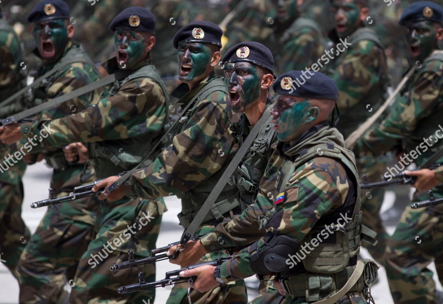 Image result for venezuela military parade 2018