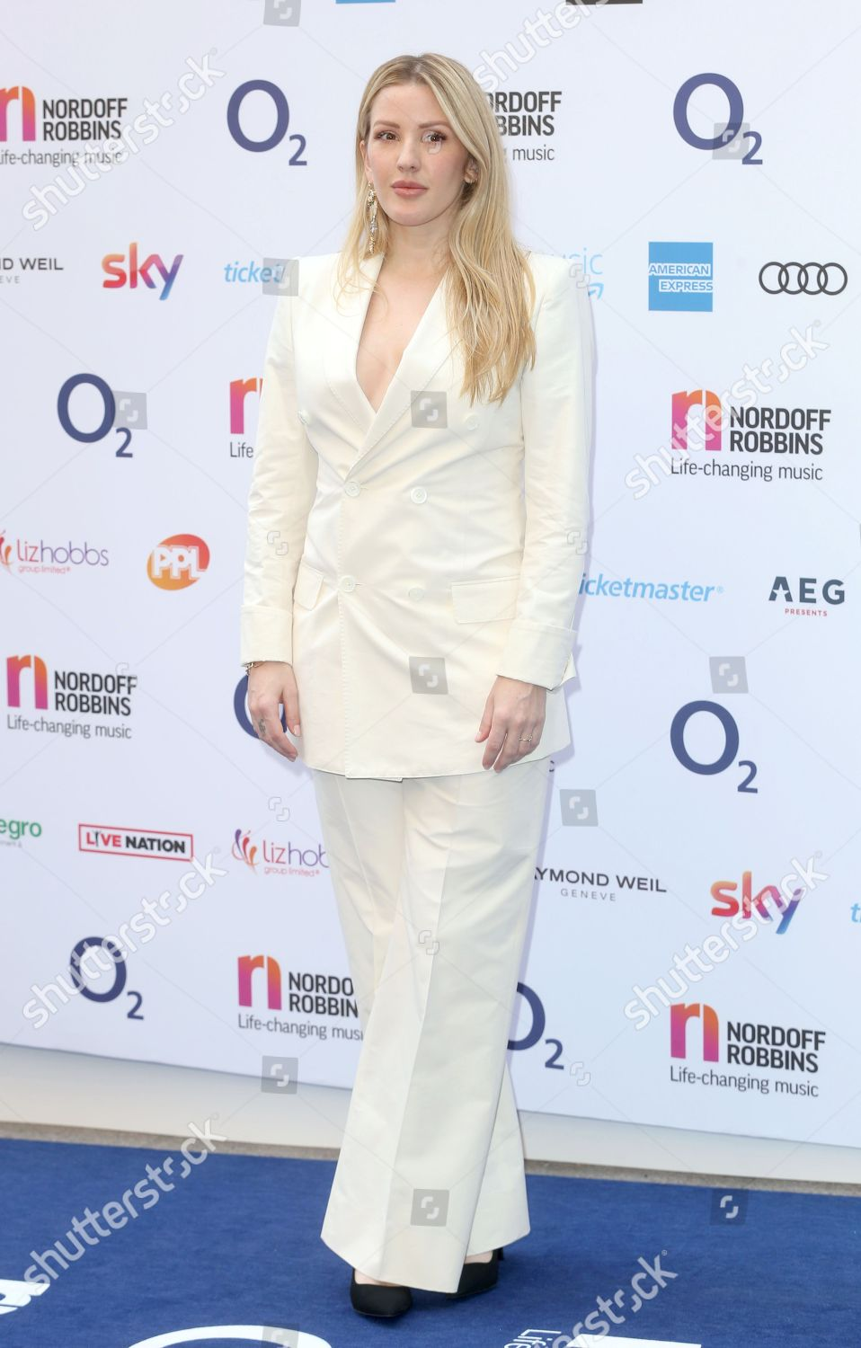 ellie goulding editorial stock photo stock image shutterstock