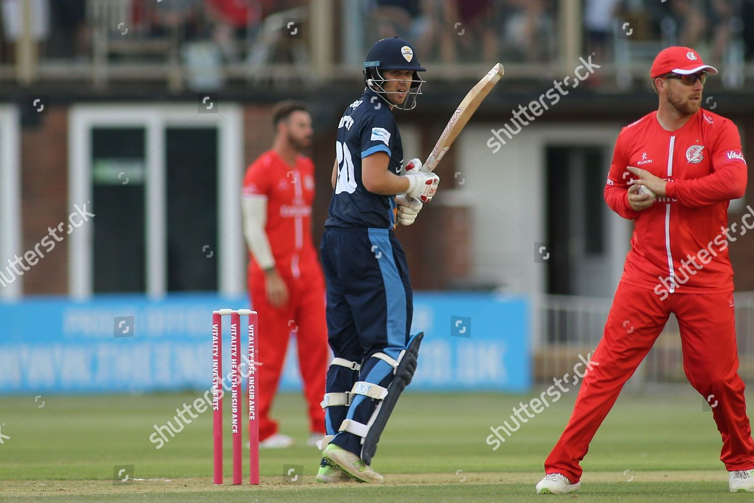 Matthew Critchley Derbyshire Falcons during Natwest T20