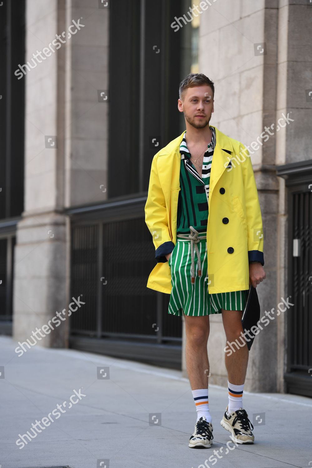 Street Style Editorial Stock Photo Stock Image Shutterstock
