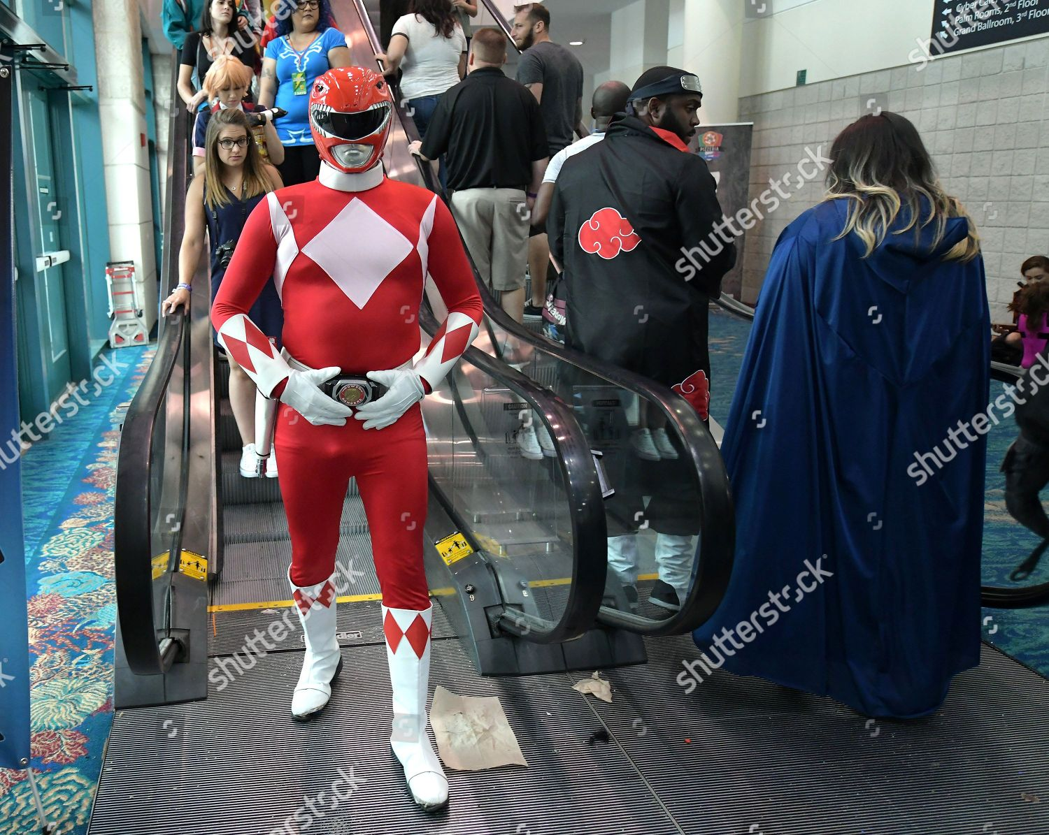 Cosplayers Editorial Stock Photo - Stock Image | Shutterstock