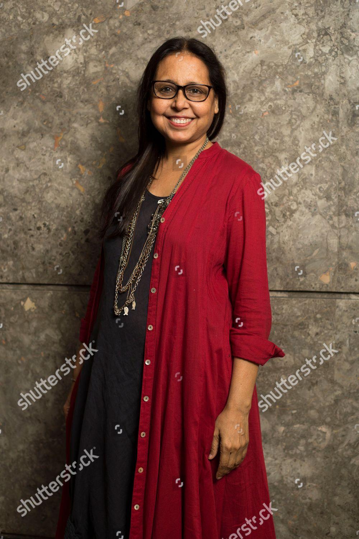Fashion Designer Anju Modi Editorial Stock Photo Stock Image Shutterstock