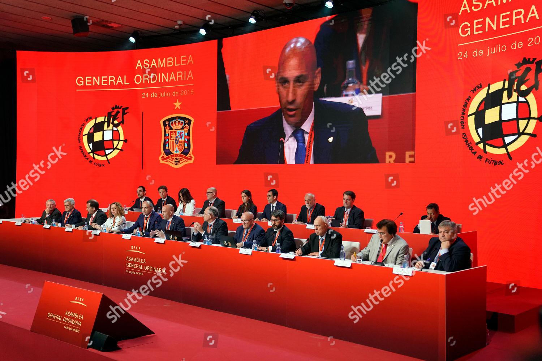 ესპანეთის ფეხბურთის ფედერაციის საპრეზიდენტო არჩევნები გადაიდება