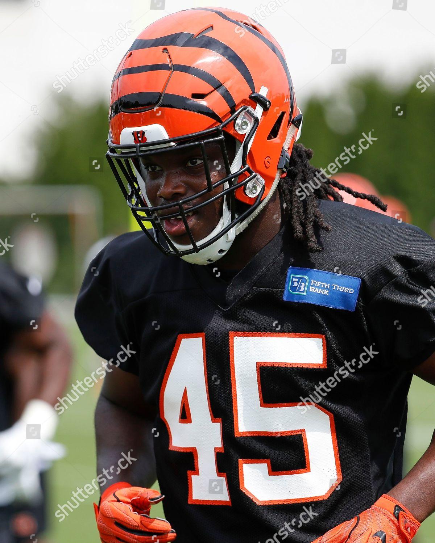 meet 3849e e82b4 Cincinnati Bengals linebacker Malik Jefferson during NFL ...