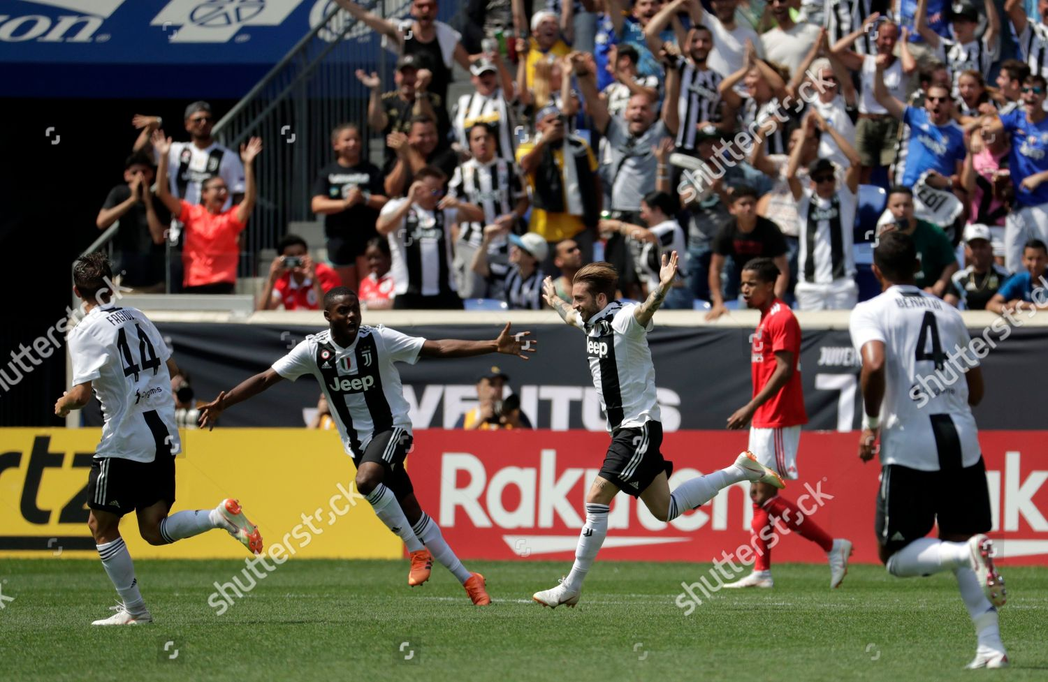 Juventus Luca Clemenza Center Right Reacts After Editorial Stock Photo Stock Image Shutterstock
