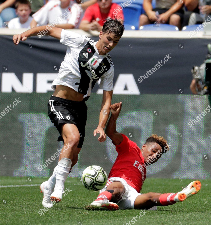 Juventus Defender Pietro Beruatto Left Benfica Defender Editorial Stock Photo Stock Image Shutterstock