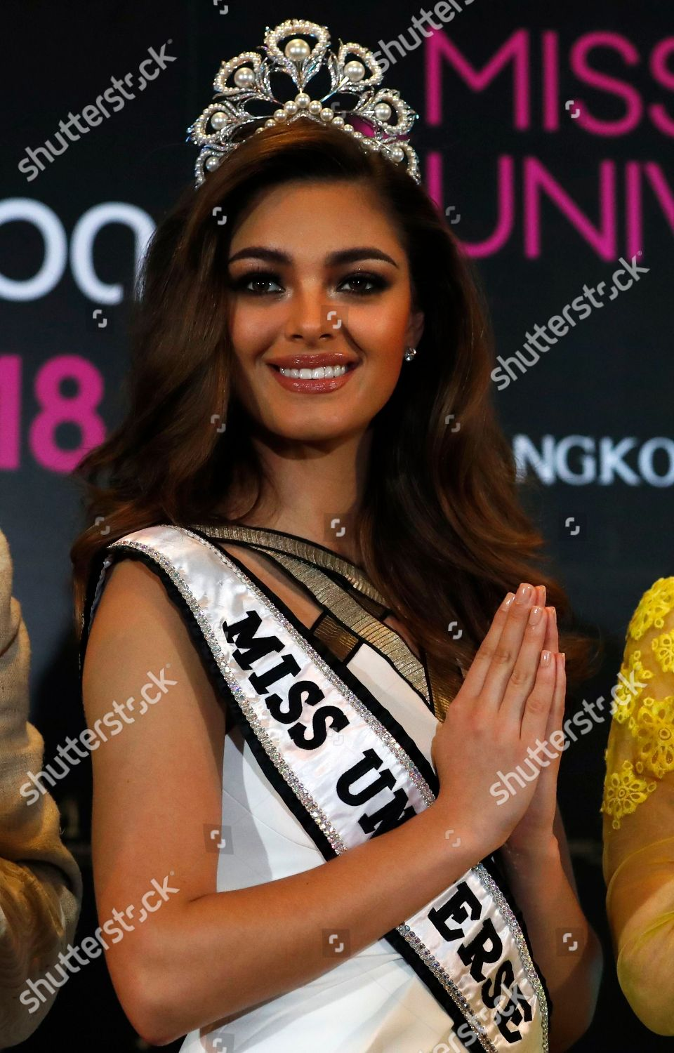 Miss Universe 2017 DemiLeigh NelPeters South Africa