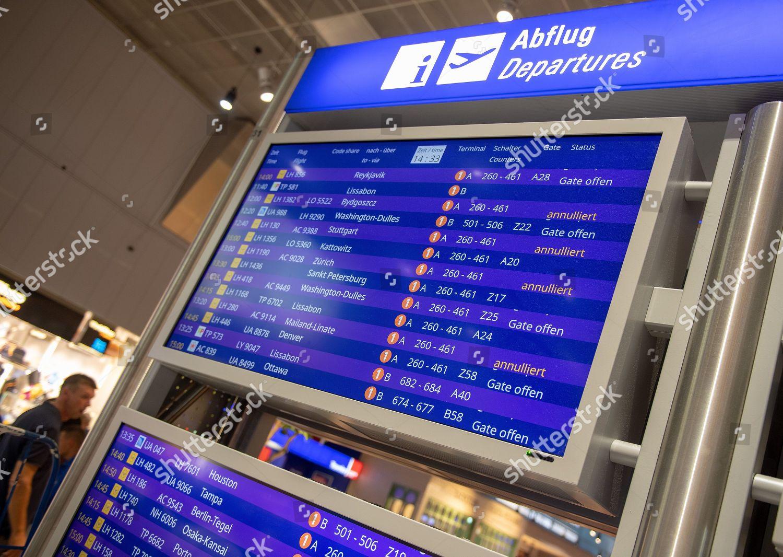 Frankfurt Flughafen Live
