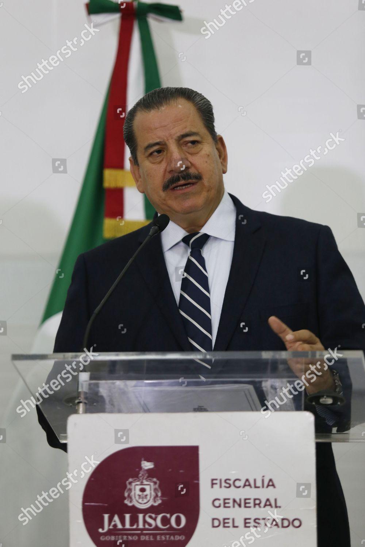 State Prosecutor Raul Sanchez Jimenez speaks press Editorial