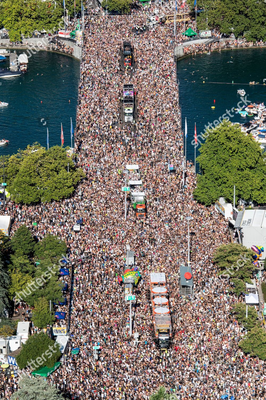 zürich street parade