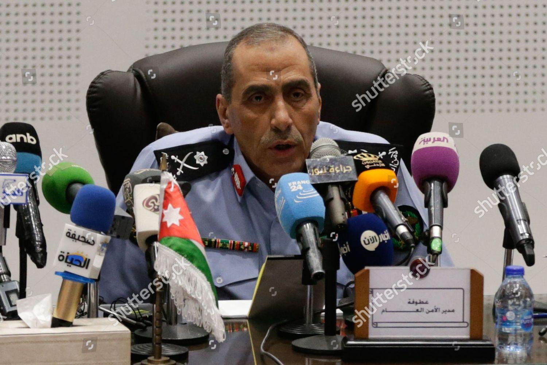 Jordanian Public Security Director Major General Fadel Editorial
