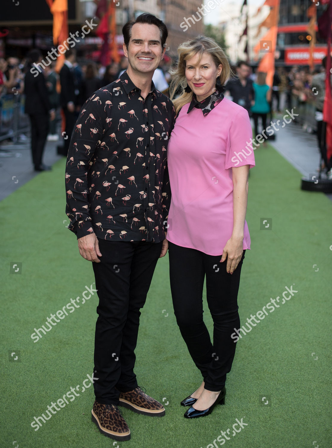 Jimmy Carr Karoline Copping Editorial Stock Photo Stock Image Shutterstock Why people had a crush on her? https www shutterstock com editorial image editorial the festival film premiere london uk 13 aug 2018 9788849bz